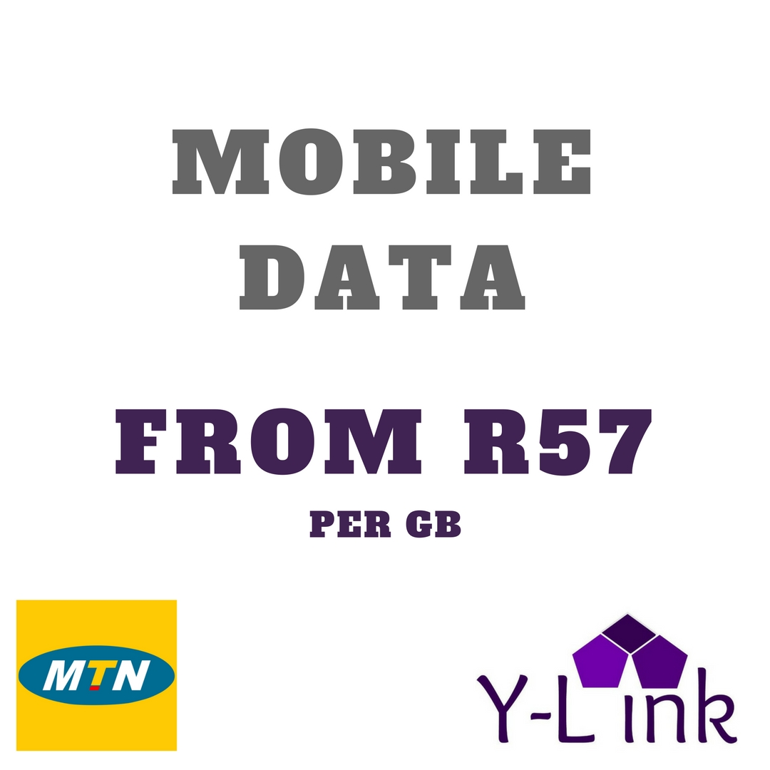 MTN Mobile Data Top-Up